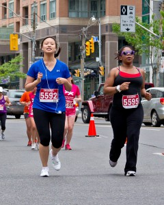 The Toronto Challenge 5K 1K 2014 on Sunday June 8 2014 throough the streets of downtown Toronto Ontario. The race is a charity event in support of community programs for seniors. Brian Carson The Learning Curve Photography www.twitter.com/learningcurveca
