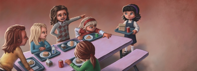 lunchroom-bullying