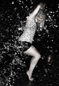 dance in rain