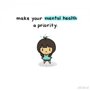 mental health priority